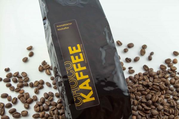 Feinste Kaffeebohnen mit Schokoladenaroma