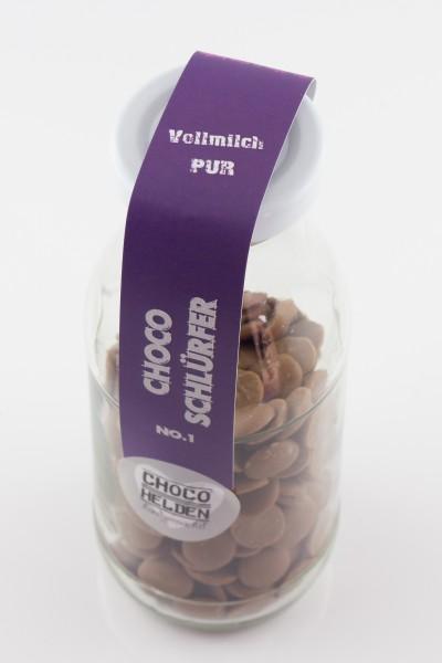 Feinste Vollmilch-Trinkschokolade