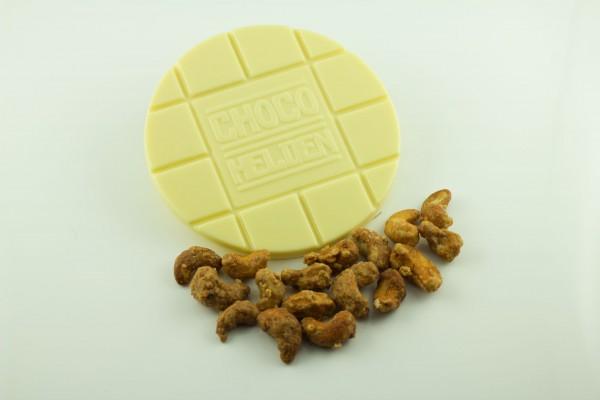 Weiße mit Honig Cashews
